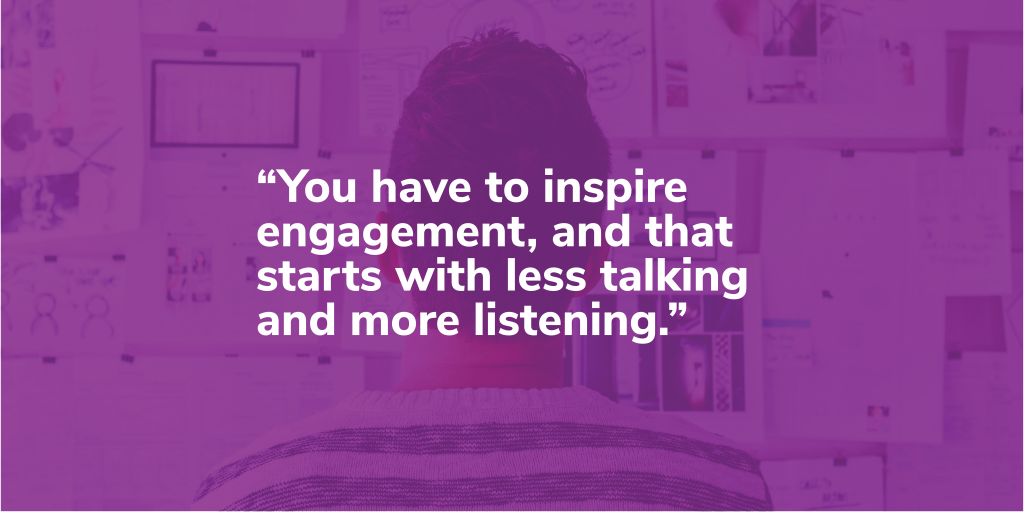 Magnet Consulting on Employee Engagement: You Have to Inspire Engagement